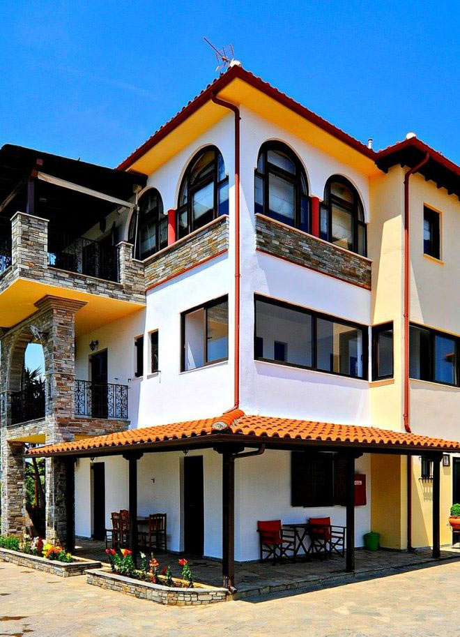 Castri Garden & Buildings